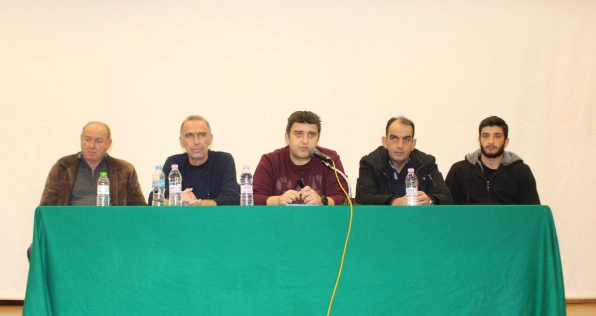 Photo of Η Πανθεσσαλική σύσκεψη των αγροτών στο Πολιτιστικό Κέντρο των Φαρσάλων (Vid) & (Pics)
