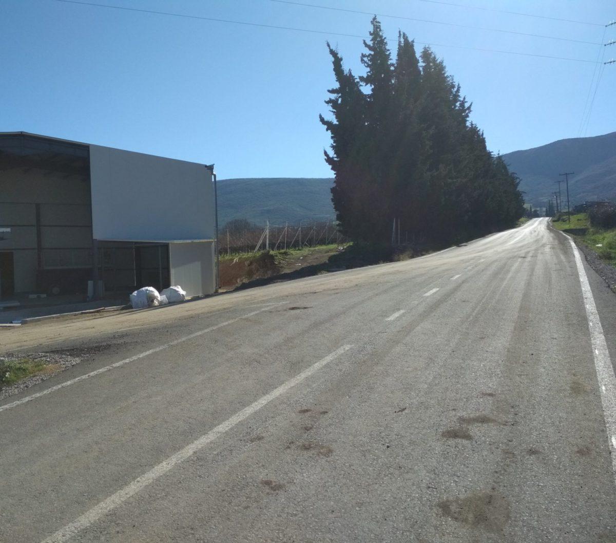 Photo of Ολοκληρώθηκαν οι εργασίες βελτίωσης της συνδετήριας οδού Διλόφου – Φαρσάλων