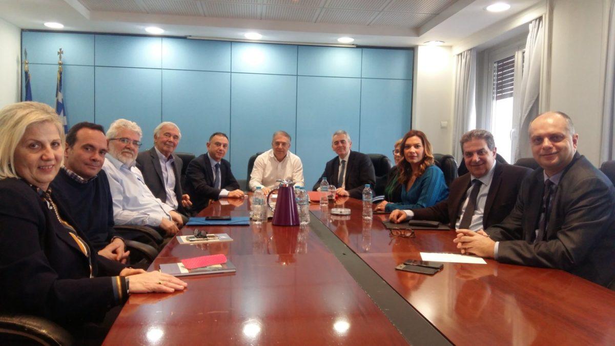 Photo of Σύσκεψη Θεοδωρικάκου με βουλευτές και αυτοδιοικητικούς για καθαρό νερό στο Δήμο Φαρσάλων