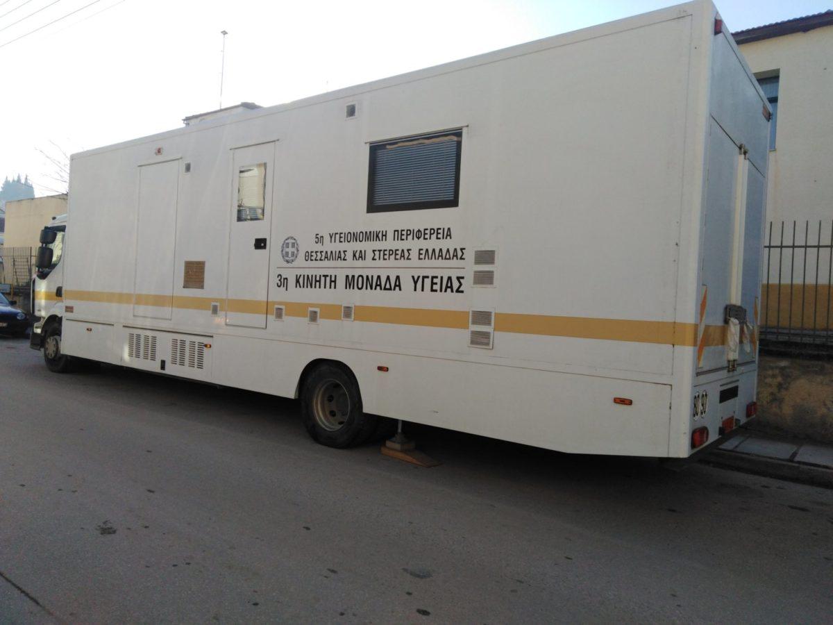 Photo of Συμμετοχή του πληθυσμού Ρομά στις προληπτικές εξετάσεις των κινητών μονάδων της 5ης ΥΠΕ
