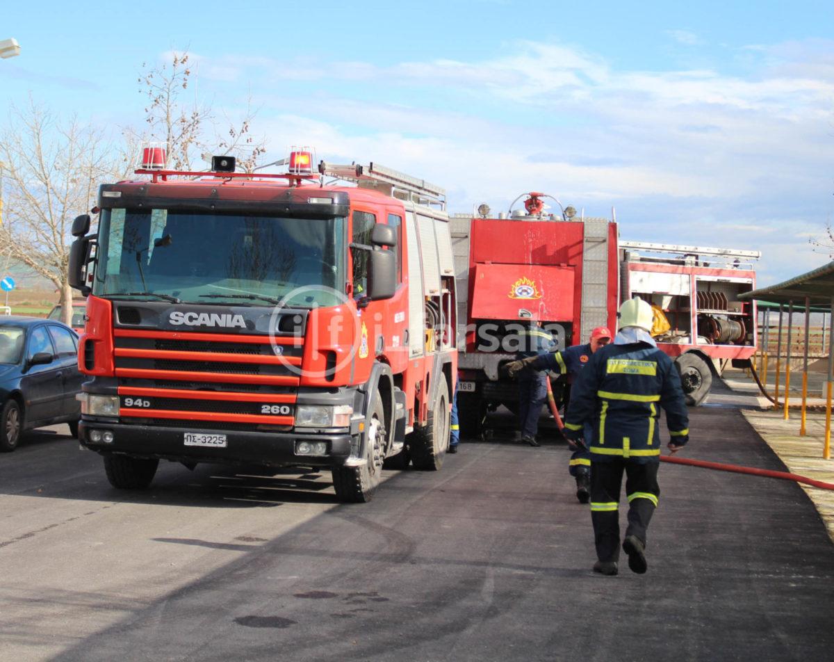 "Photo of Ολοκληρώθηκε η κατάσβεση της φωτιάς στο ""Κτήμα Αίγλη"""
