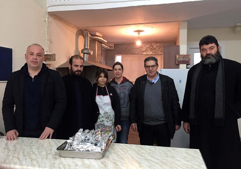 Photo of Κρεατικά στο «Σπίτι της Αγάπης» μοίρασε ο δήμαρχος Φαρσάλων
