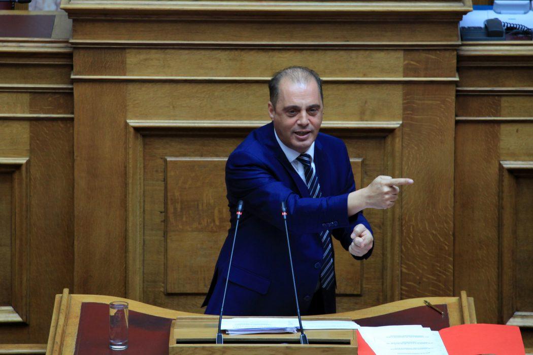 Photo of Ερώτηση Βελόπουλου στην Βουλή για την ύδρευση των Φαρσάλων
