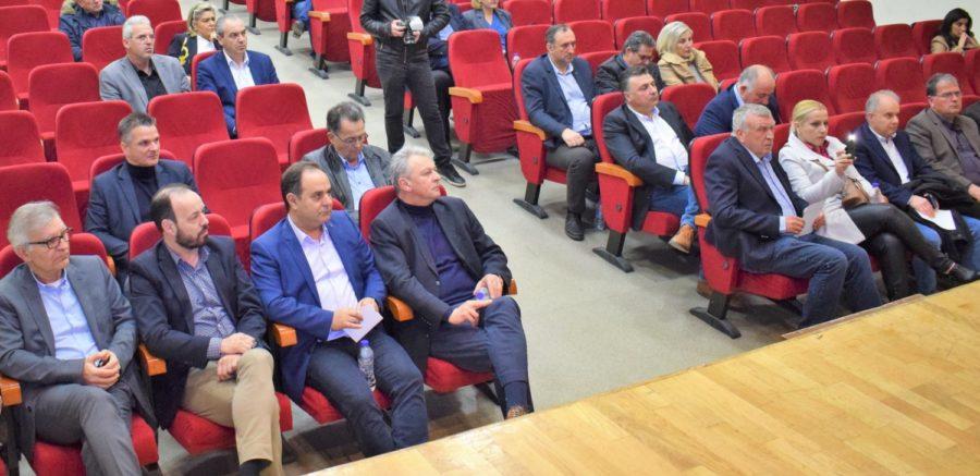 Photo of «Περιφέρεια και ΠΕΔ Θεσσαλίας σε εγρήγορση για την αντιμετώπιση της πανδημίας»