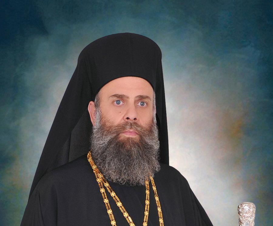 Photo of Στα Φάρσαλα για τους Β΄ Χαιρετισμούς ο Μητροπολίτης Τιμόθεος