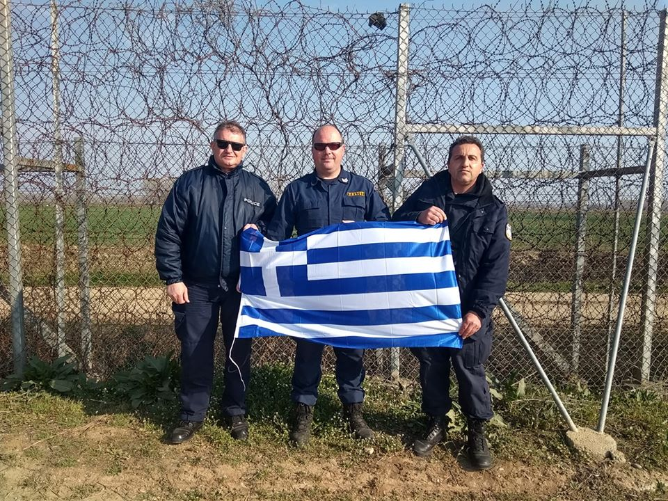 "Photo of Αποκλειστικό Ρεπορτάζ: Στα σύνορα και Φαρσαλινοί αστυνομικοί – ""Προχωράμε με το ηθικό στα ύψη"""