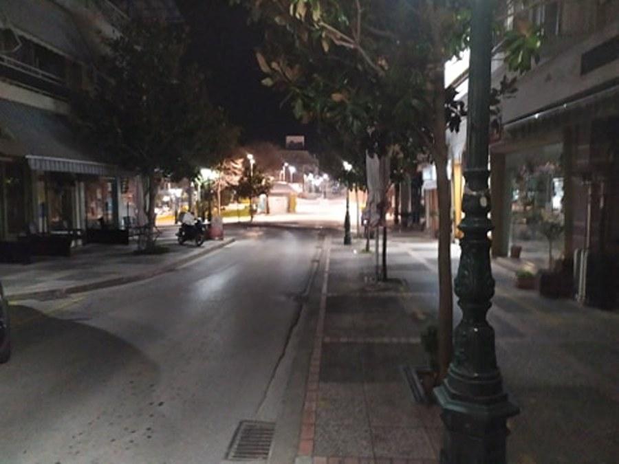 Photo of Στις 12 το βράδυ… καληνύχτα – «Αυστηρή σύσταση» για περιορισμένη κυκλοφορία στον δρόμο