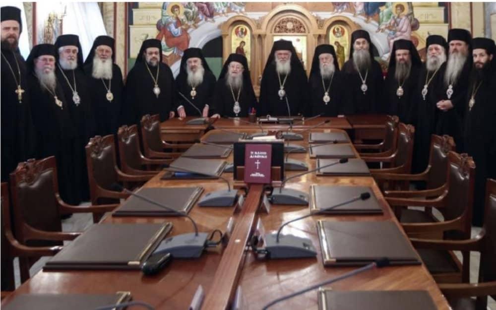 Photo of Ιερά Σύνοδος: Ανοιχτές οι εκκλησίες – Αναβάλλονται καθημερινές λειτουργίες, γάμοι και βαφτίσεις