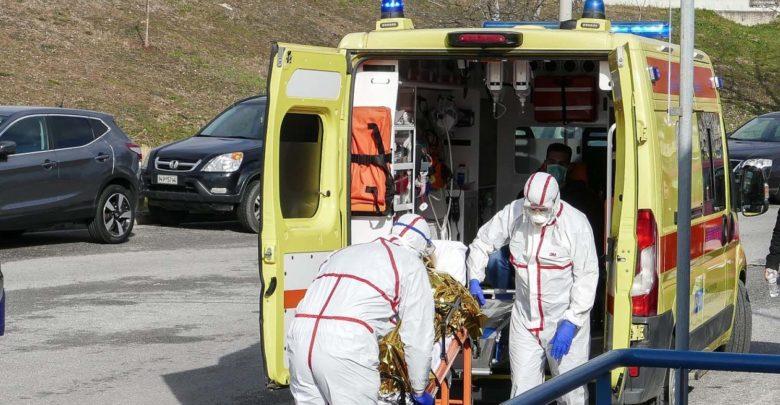 Photo of Κορωνοϊός: Βελτίωση της κατάστασης στη Θεσσαλία – Αυτή είναι η εικόνα με τους ασθενείς στα νοσοκομεία της Λάρισας