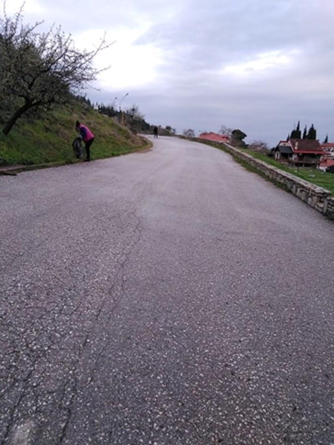 Photo of Καθάρισαν τον Περιφερειακό τα συνεργεία του Δήμου