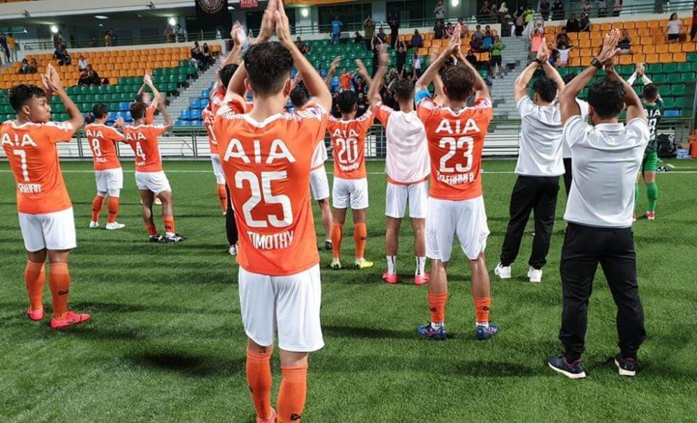 Photo of Το πρωτάθλημα Σιγκαπούρης είναι ό,τι πιο απίθανο ποδοσφαιρικό έχεις διαβάσει ποτέ