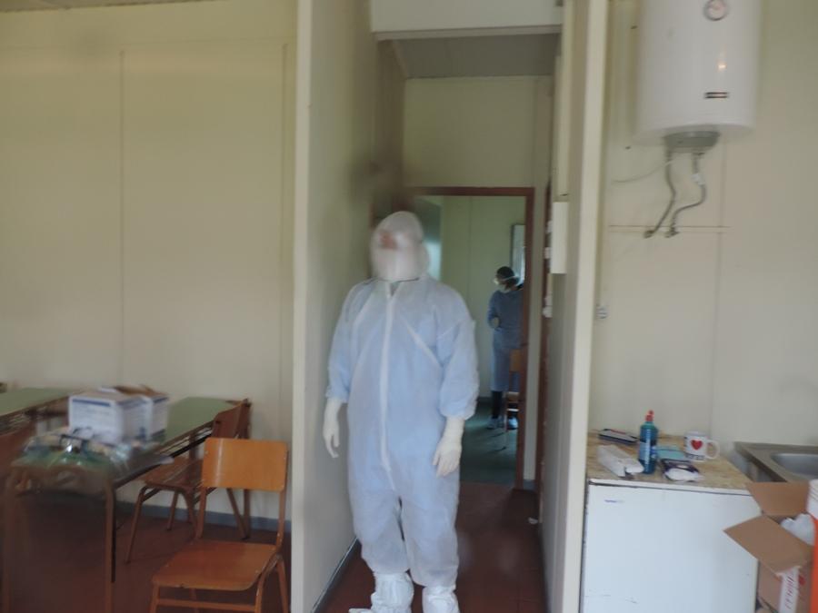 Photo of Πραγματοποιήθηκε δειγματοληψία για δεύτερη φορά στον οικισμό Ρομά στα Φάρσαλα