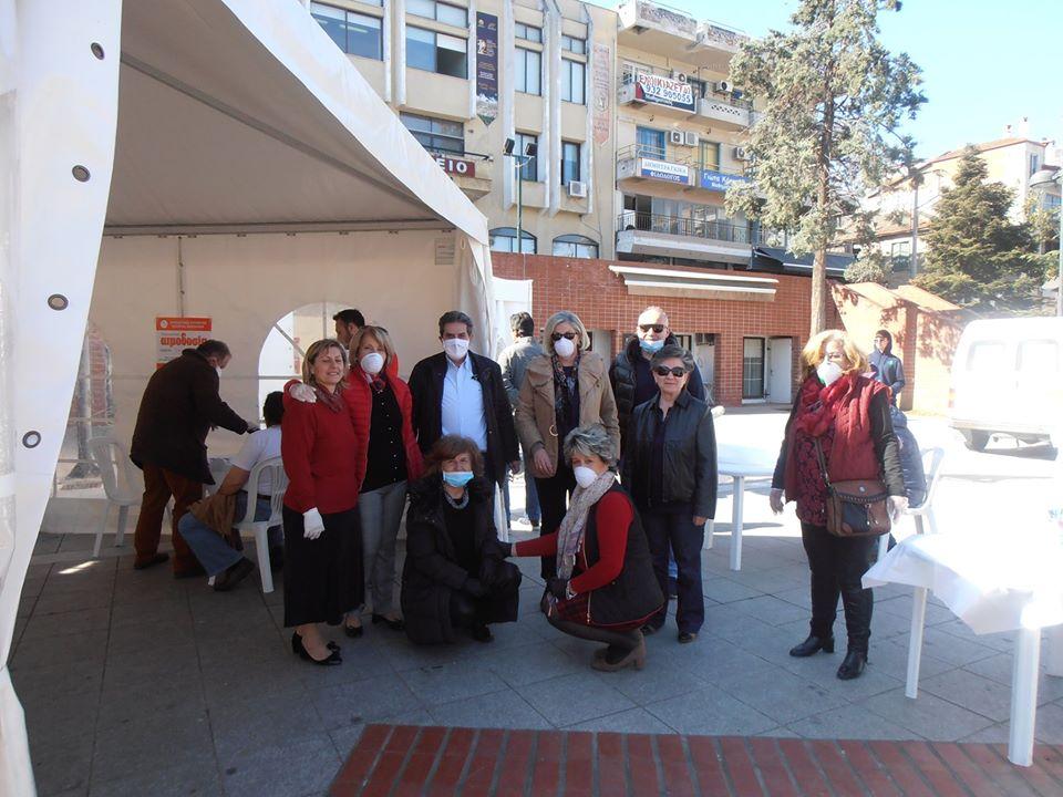 Photo of Τεράστια επιτυχία στην Πασχαλινή Αιμοδοσία του Αιμοδοτικού Συλλόγου Φαρσάλων – Συγκεντρώθηκαν 90 φιάλες!