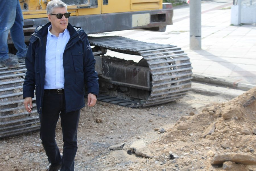 Photo of Δημοπρατείται από την Περιφέρεια Θεσσαλίας η βελτίωση του δρόμου Πολυνέρι – Λεύκη