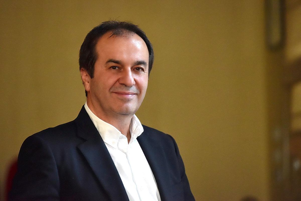 """Photo of Ο Πρόεδρος του Επιμελητηρίου Λάρισας κ. Σωτήρης Γιαννακόπουλος στο Ραδιόφωνο του """"Πρώτου Τύπου"""""""