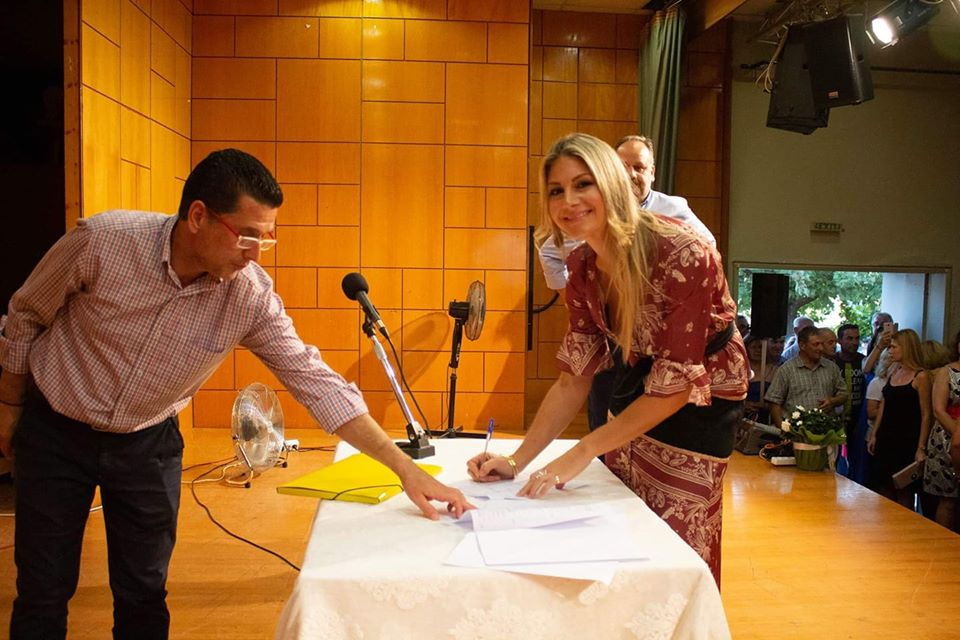 Photo of Προσφέρει το 50% της αποζημίωσης της για τον Απρίλιο η πρόεδρος της ΤΚ Φαρσάλων κ. Πρεκατέ