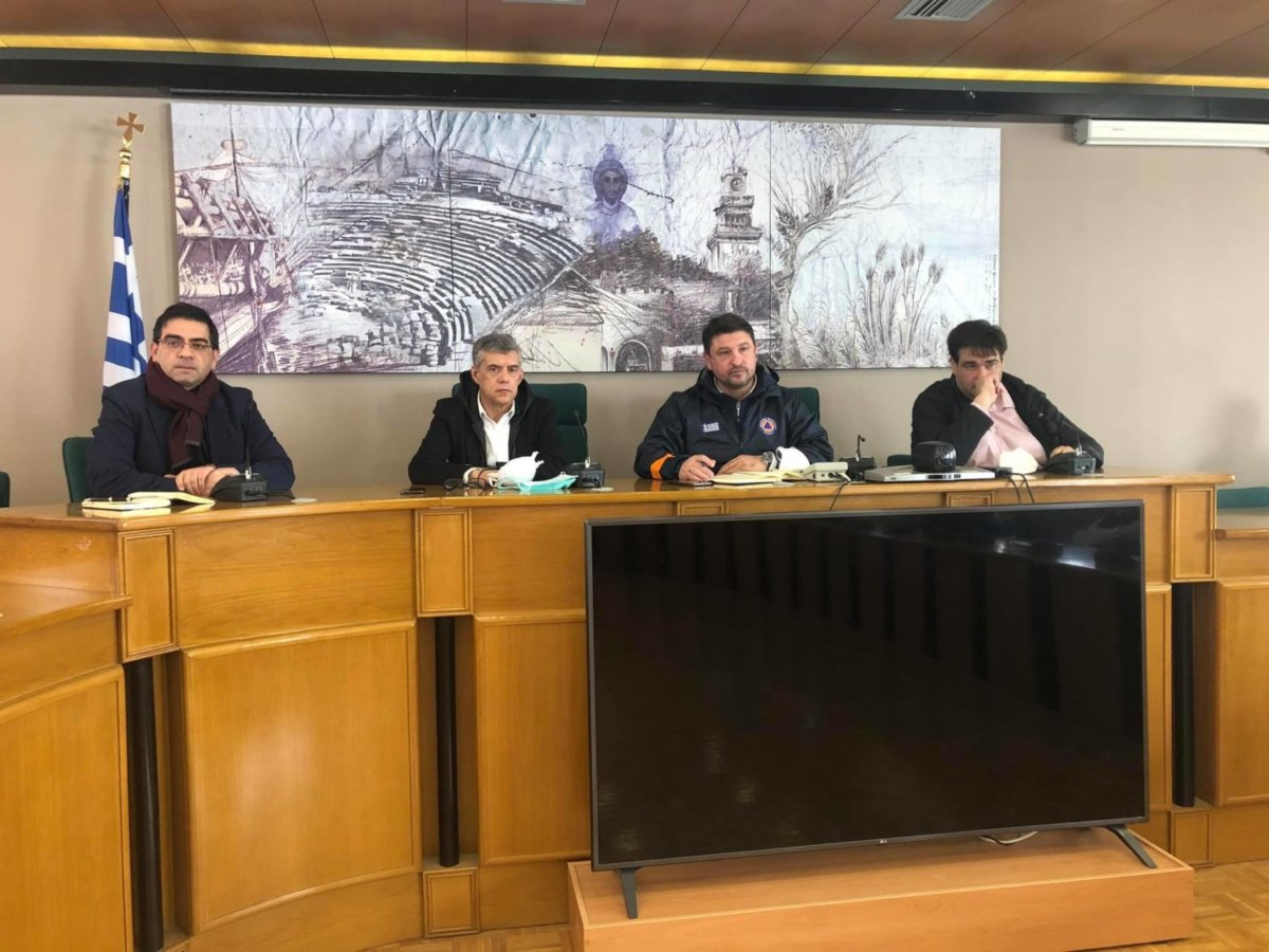 Photo of N. Χαρδαλιάς από τη Λάρισα: Θα κάνουμε ο,τι χρειαστεί για τη Δημόσια Υγεία