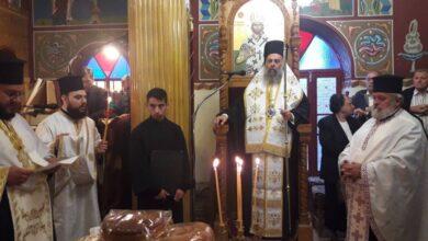 Photo of Πανηγύρισε ο Ιερός Ναός της Αναλήψεως στο Σταθμό Φαρσάλων