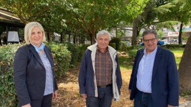 Photo of Συνάντηση Εσκίογλου με τον πρόεδρο των Αρχιτεκτόνων για την ανάπλαση της πλατείας Δημαρχείου