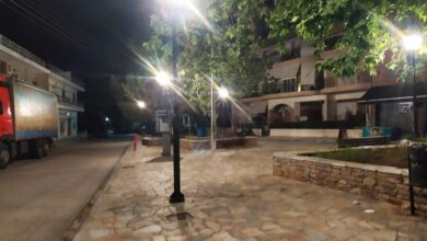 Photo of Είδανε το φως οι κάτοικοι της Τρίγωνης πλατείας Φαρσάλων
