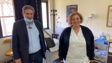 Photo of Εσκίογλου: Σημαντική ήδη η προσφορά του τμήματος μαιών στο Κέντρο Υγείας Φαρσάλων