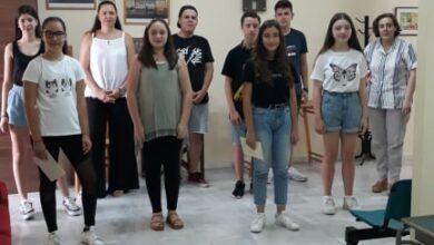 Photo of Δόθηκε χρηματικό ποσό στη μνήμη της Βίκυς Ιωάννου στον αριστεύσαντα μαθητή της Μουσικής Σχολής (2019-2020)