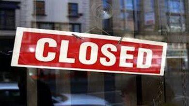 Photo of Κλείσιμο των καταστημάτων τα Σάββατα ενόψει καλοκαιριού