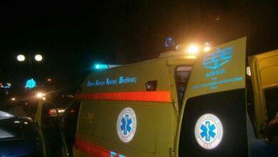 Photo of Σταυρός Φαρσάλων: Τροχαίο με σοβαρό τραυματισμό δικυκλιστή