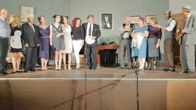 Photo of Με θεατρική παράσταση ξεκίνησε ο Πολιτιστικός Αύγουστος στα Φάρσαλα
