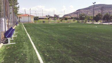 Photo of Ολοκληρώθηκαν οι εργασίες στο Δημοτικό γήπεδο 5Χ5 – Με αμείωτο ενδιαφέρον συνεχίζεται το τουρνουά!
