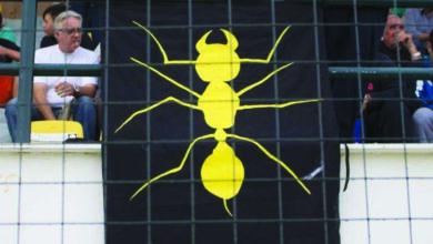 "Photo of Σε αγώνα του Αχιλλέα Φαρσάλων εμφανίστηκε για πρώτη φορά το ""μυρμήγκι"""