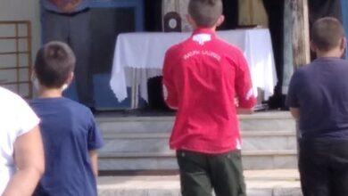 Photo of Αγιασμός στο δημοτικό Ευυδρίου – Λόφου