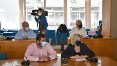 Photo of Στη σύσκεψη υπό τον αντιπρόεδρο του ΕΛΓΑ οι αντιδήμαρχοι Φαρσάλων κ.κ. Χατζηπλή και Γούσιας