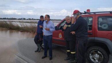 Photo of Στις πληγείσες περιοχές των Φαρσάλων ο Χρήστος Κέλλας