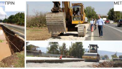 Photo of Λειτουργικό ξανά το οδικό δίκτυο της επαρχίας Φαρσάλων – Η Περιφέρεια Θεσσαλίας επιχειρεί σε 12 σημεία