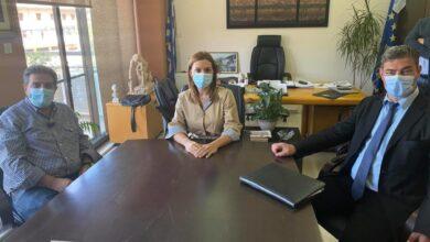 Photo of Συναντήσεις και επαφές στα Φάρσαλα για την Στέλλα Μπίζιου