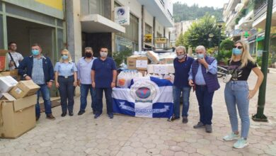 Photo of «Προσφορά τροφίμων για τους πλημμυροπαθείς του Δήμου Φαρσάλων, από την Διεθνή Ένωση Αστυνομικών και τον Σύνδεσμο Αποστράτων Αστυνομικών Λάρισας»